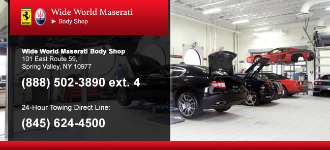 maserati service | maserati dealer in new york