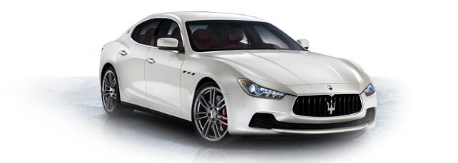 Wide World Maserati Car Banner
