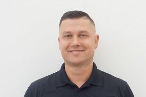 Daniel Garbacz - Service Manager