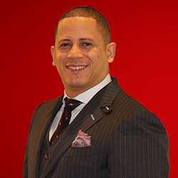 Stalin Ramirez - Ferrari Sales Specialist