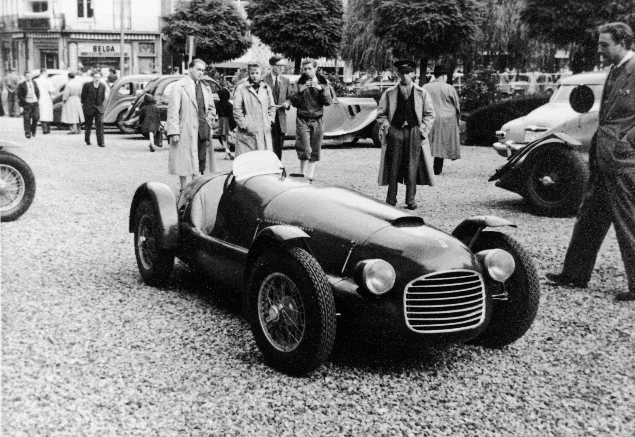 1949 Ferrari 166