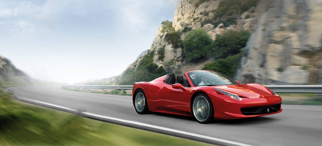 Certified Pre-Owned by Ferrari