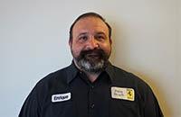 Enrique Gochicoa - Technician