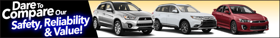 New Inventory at Michaud Mitsubishi
