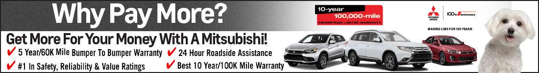 New Inventory at Michaud Mitsubishi