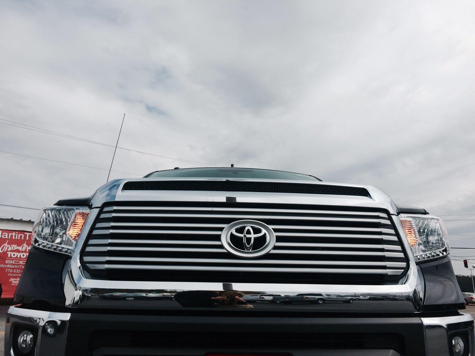Custom Toyota Tacoma Amp Tundra Trucks Gainesville