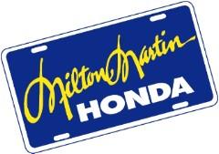 Milton Martin Honda