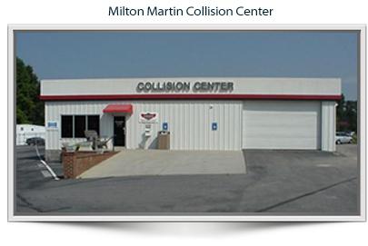 Milltion Martin Collision Center
