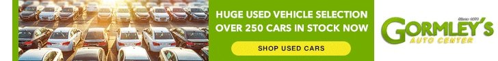 Used Vehicle Banner