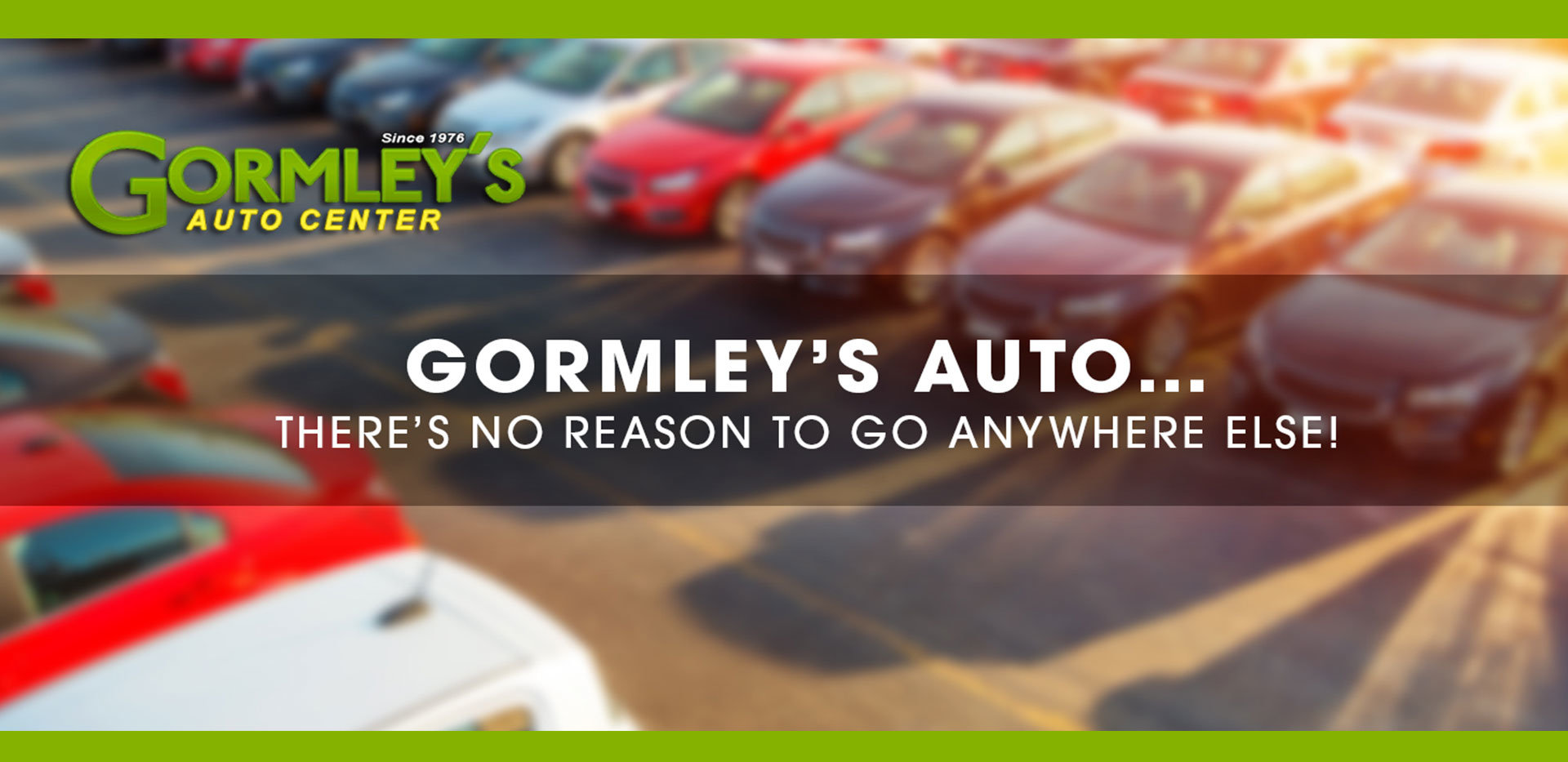 Gormley S Auto Center Used Cars Trucks Suvs And Vans