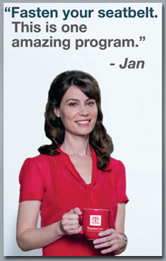 Jan from Toyota