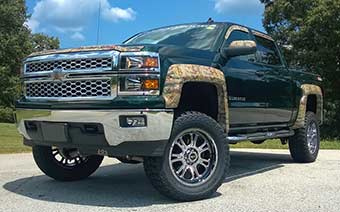 Truck Banner