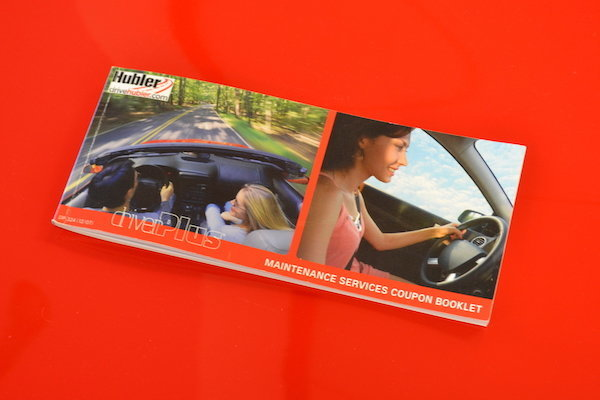 Hubler's Drivers Plus Program Banner