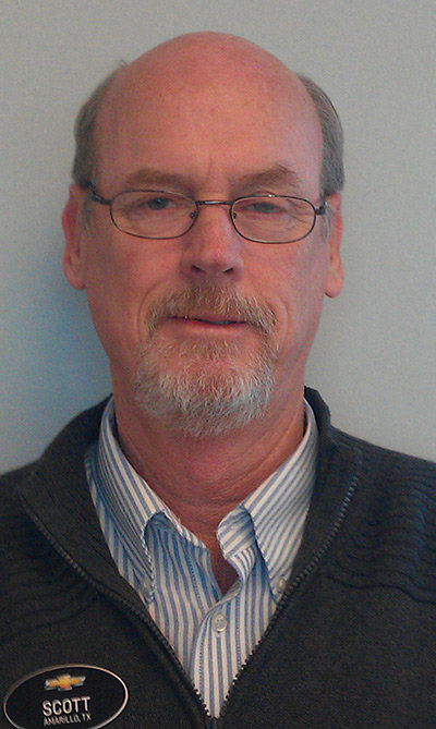 Scott Emmett - Commercial & Fleet Manager