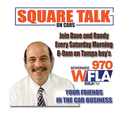 Square Talk on Cars