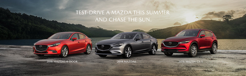 2018 Summer Drive Campaign