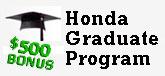 Honda Graduate Program
