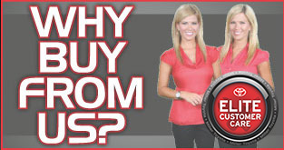 Why Buy from Warrenton Toyota?