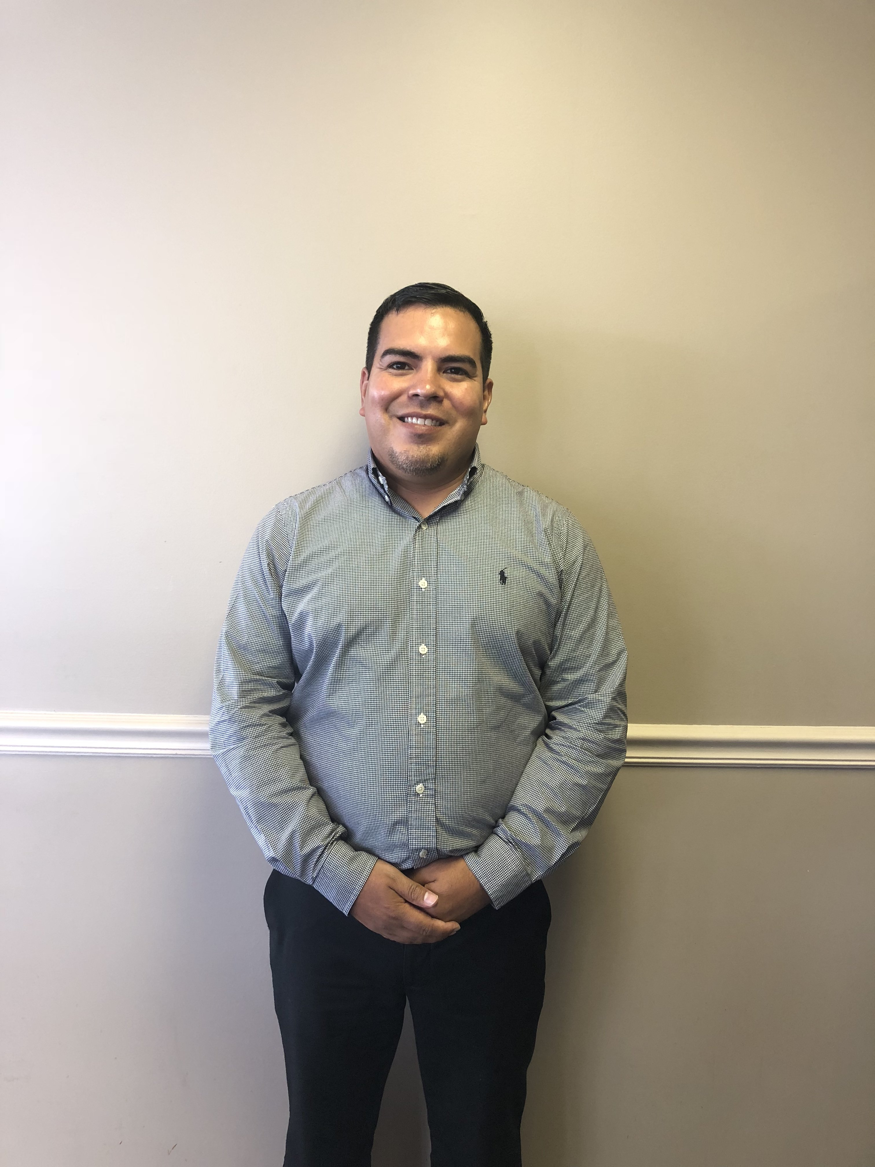 Omar Garcia - Finance Manager