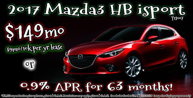 2015 Mazda 3 hatchback slc ut