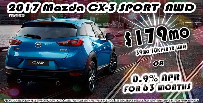 2016 Mazda CX-3 Salt Lake utah