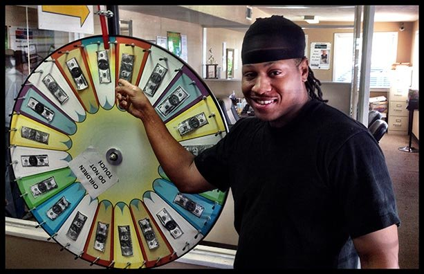 Another $100 Wheel Spin Winner