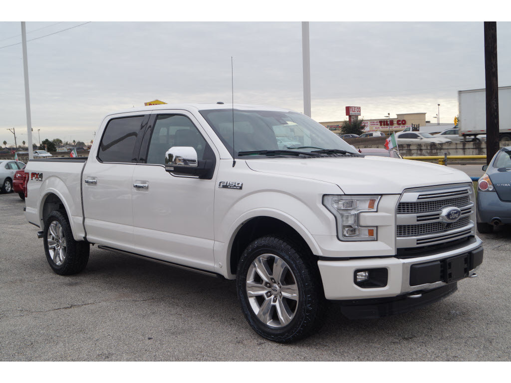Used Ford Trucks Houston Texas