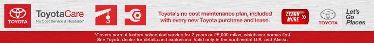 Savannah GA New and used Toyota Dealer | Serving Brunswick ...