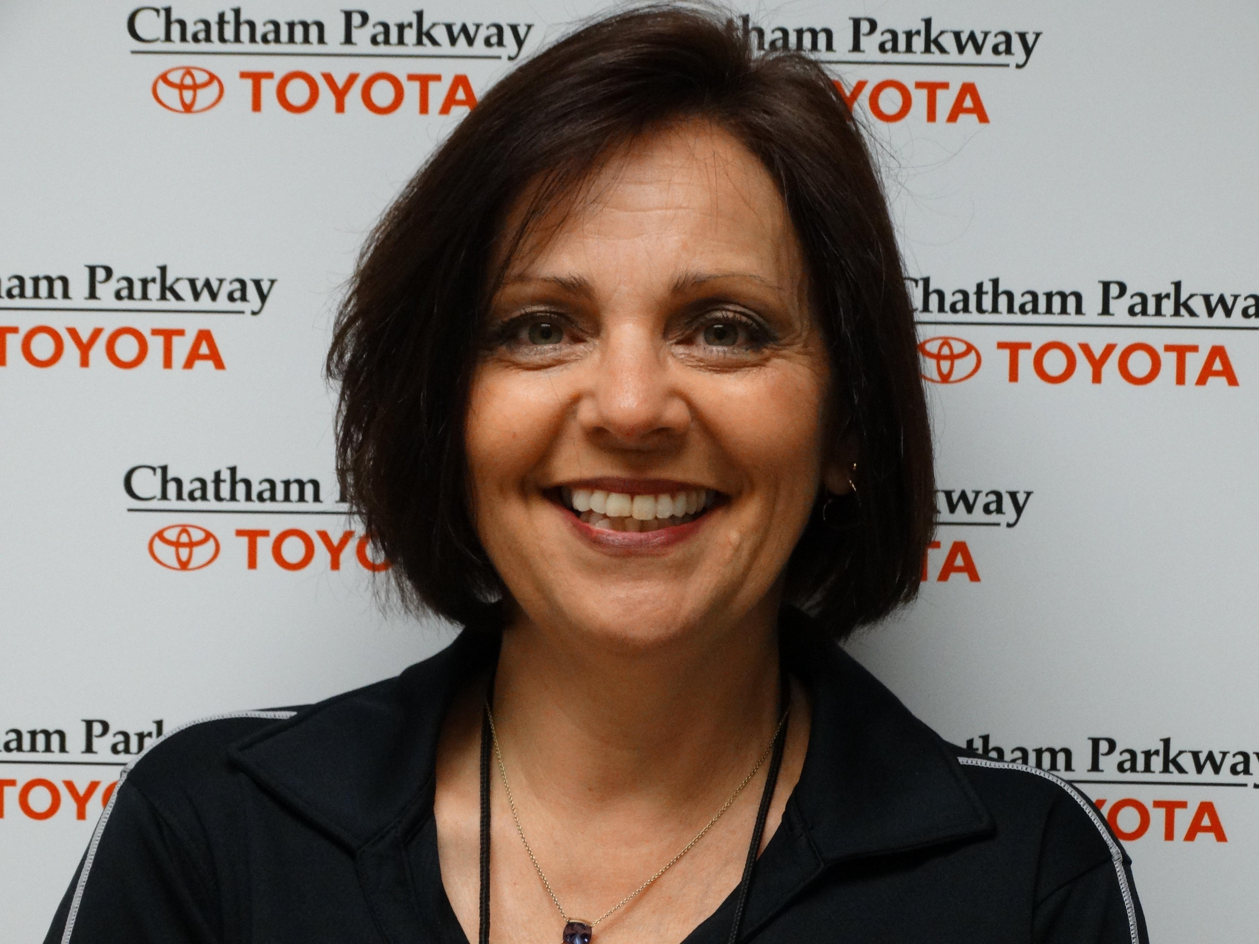 Diana Powell - Receptionist