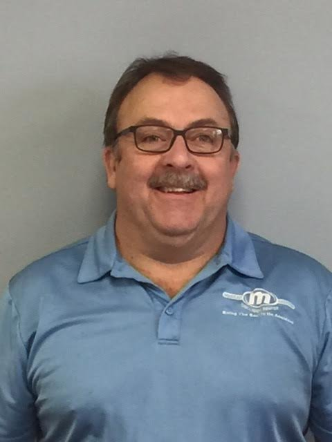 Joe Stover - Body Shop Manager