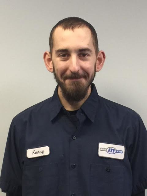Kenny Lupold - Recon Detail Technician