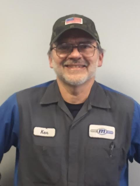 Ken Pentz - Mazda Master Certified Technician