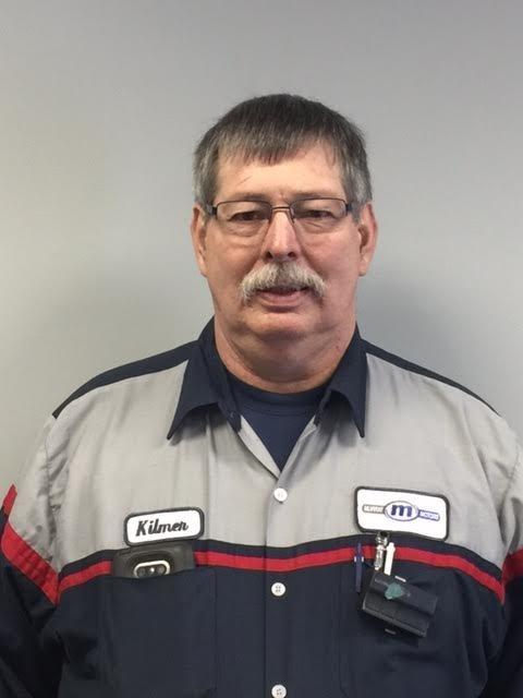 Kilmer Setzer - Senior Master Service Technician