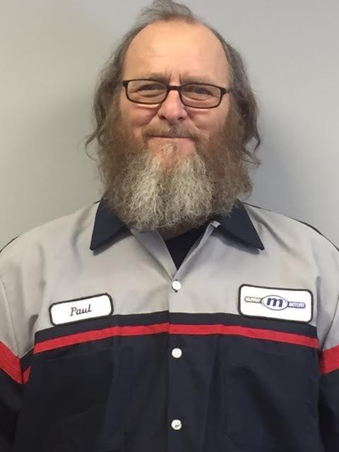 Paul Boyer - Senior Master Technician (Diesel)