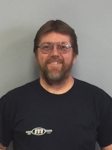 Rob Asplund - Recon Detail Technician