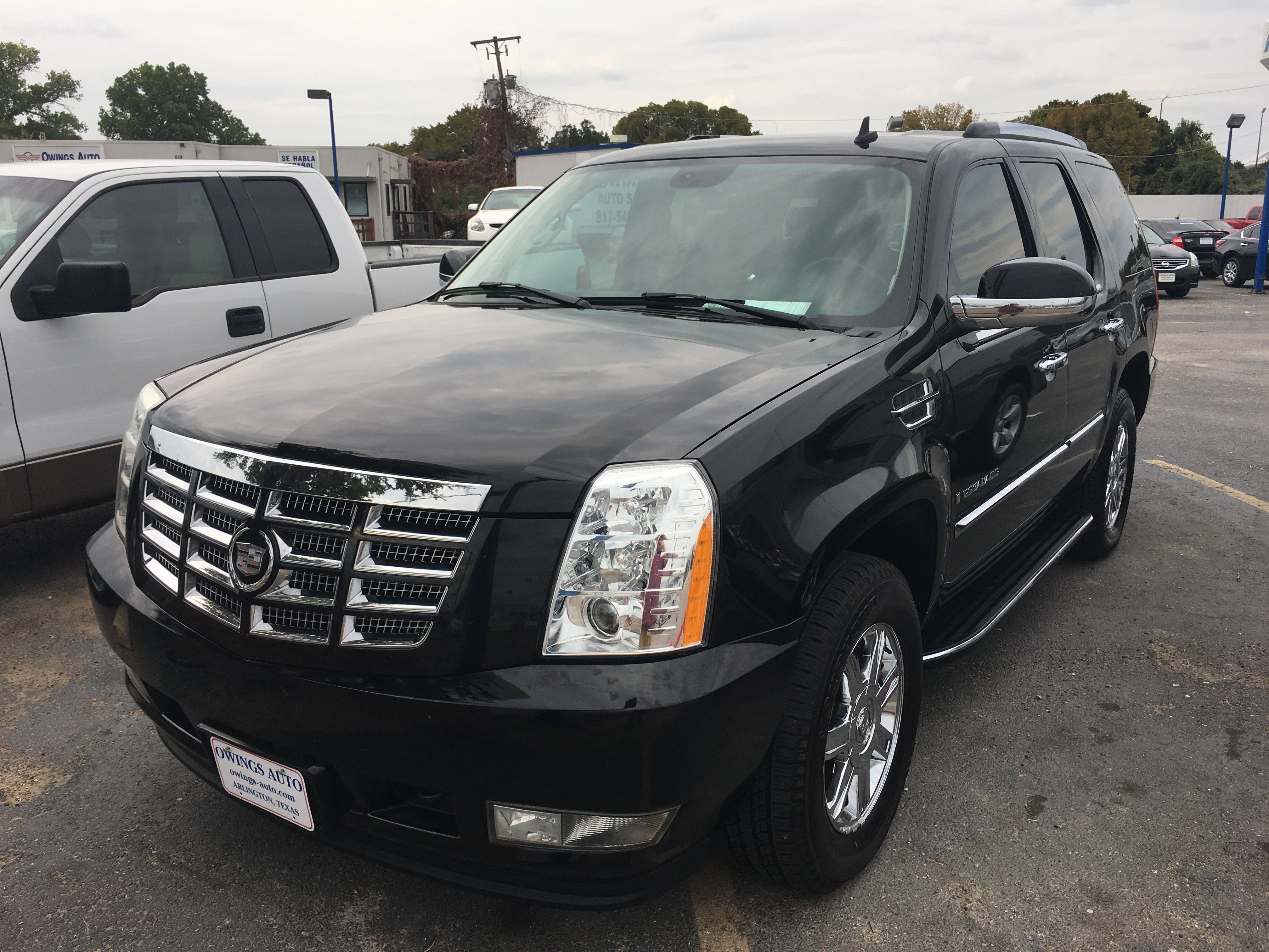 Arlington tx used car dealer owings auto