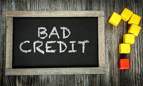 Financing with Less than Perfect Credit