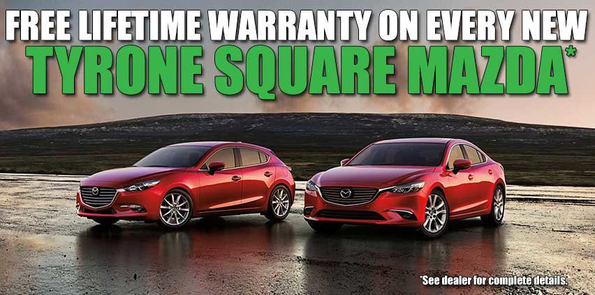 Free Lifetime Warranty