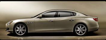 Maserati of Palm Beach SideBar Issue