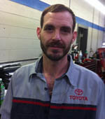 Jeff Fletcher - Certified Expert Technician