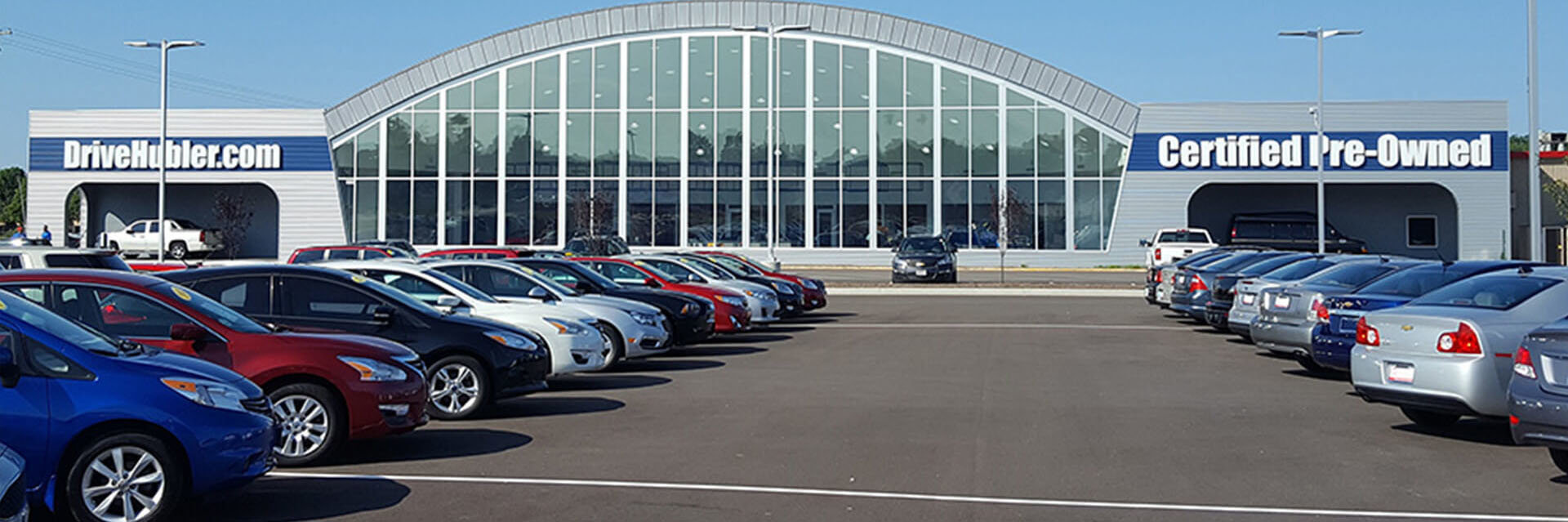Your exceptional car buying experience starts right here