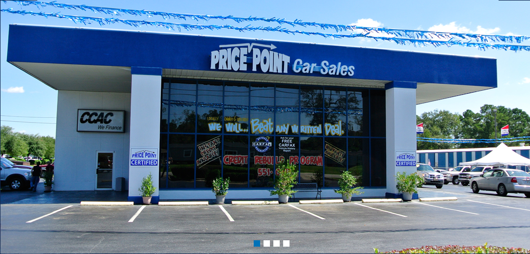 Price Point  Sales Center