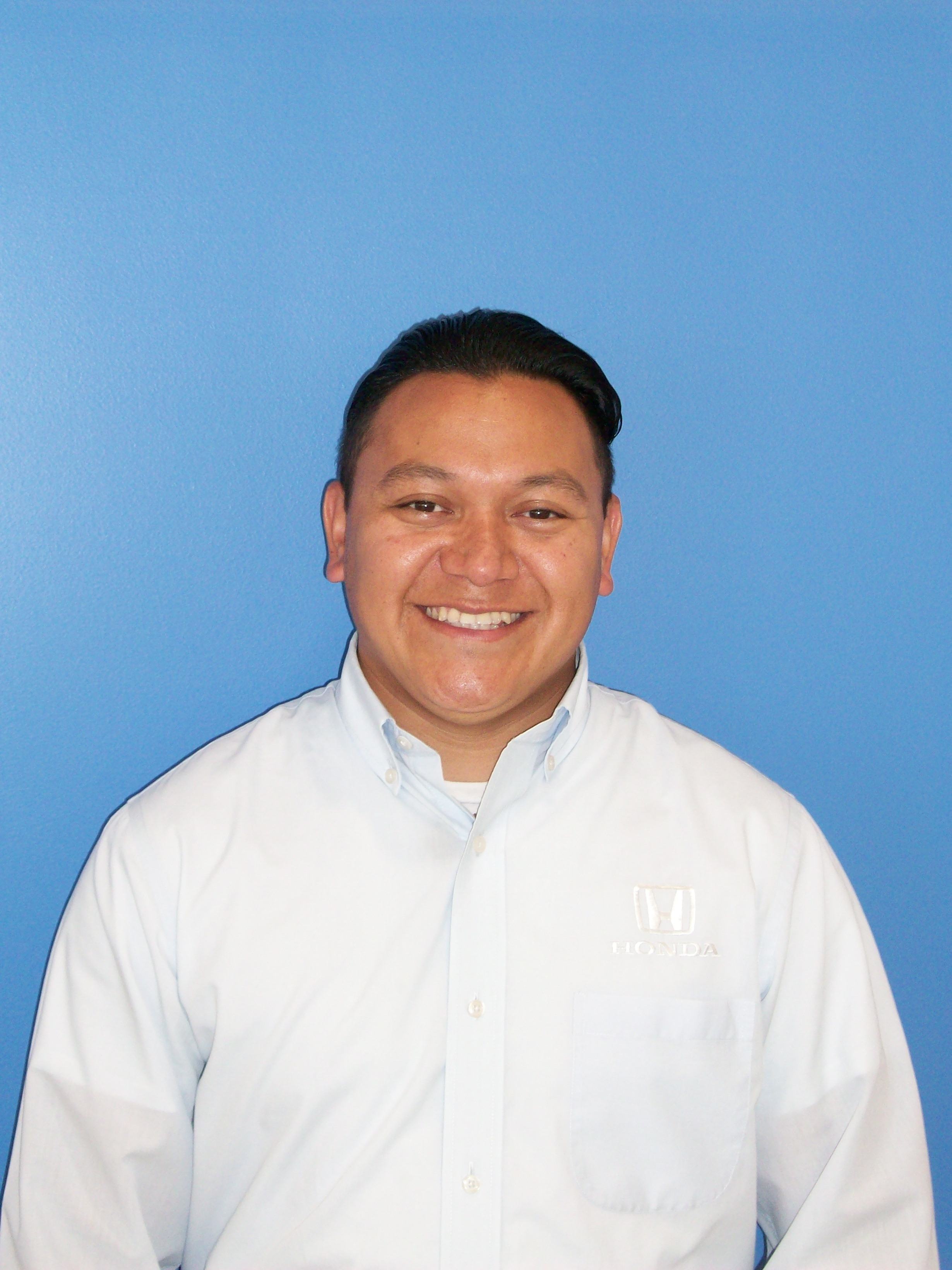 Eddie Ortiz - Internet Sales Manager