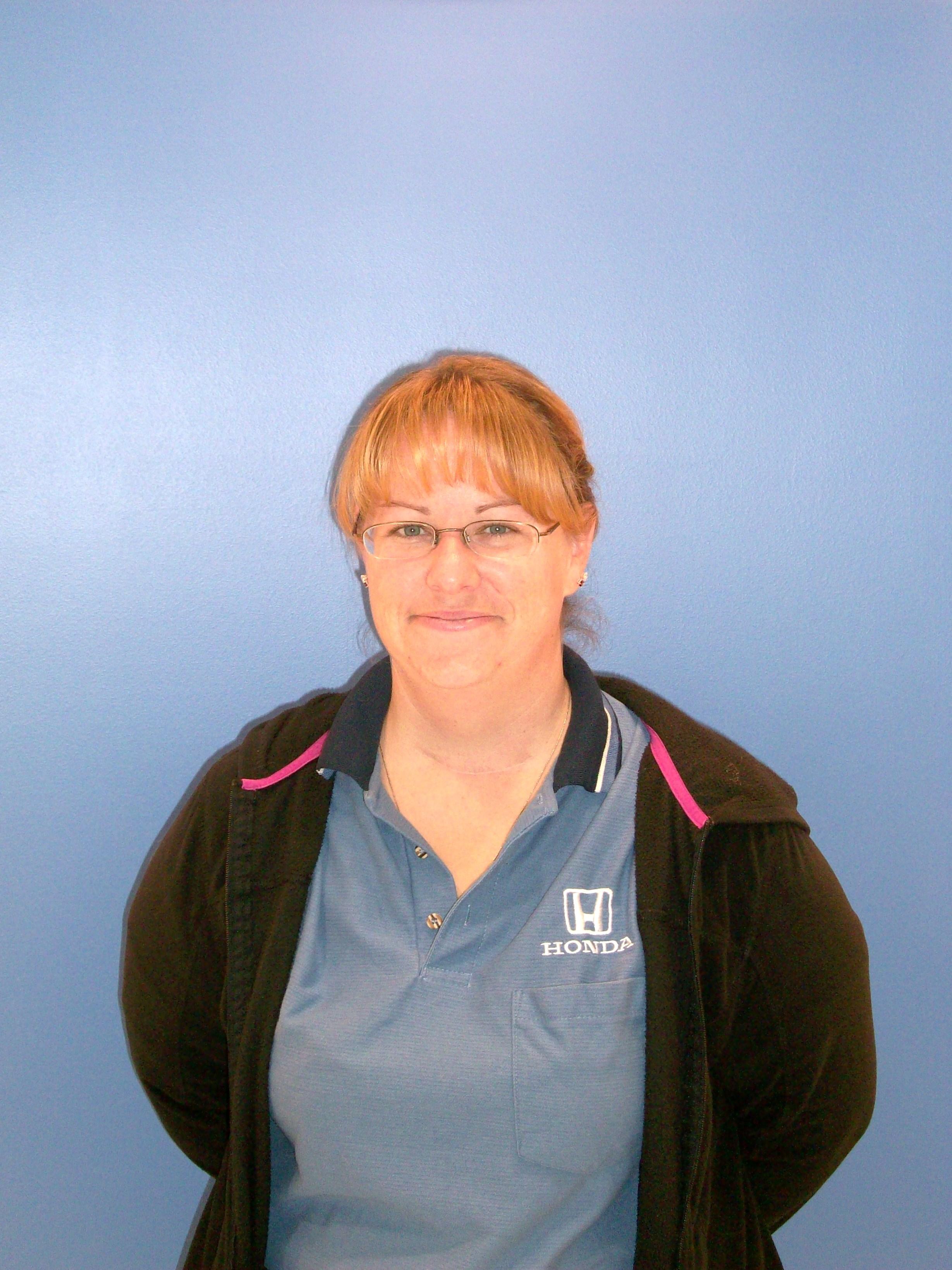 Alisha Frankfather - Parts Associate