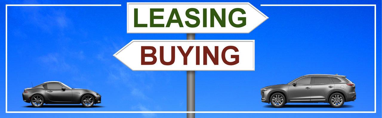 Buying Vs Leasing