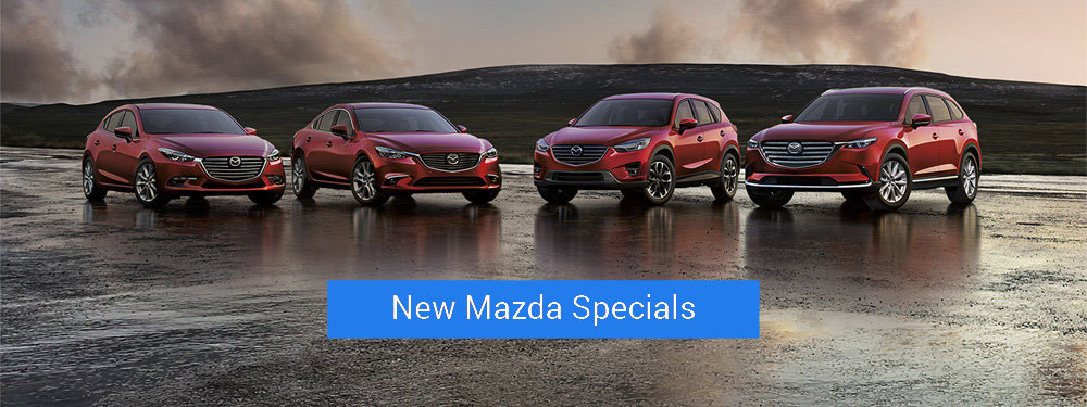 Gem Mazda Specials