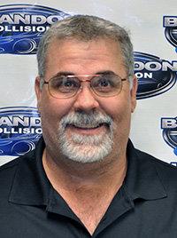 Shawn Justice - Collision Center Advisor