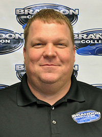 Shawn Reutimann - Collision Center Manager