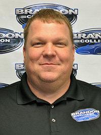 Shawn Reutimann - Collision Center Manager