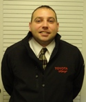 Mark Bright - Parts Manager